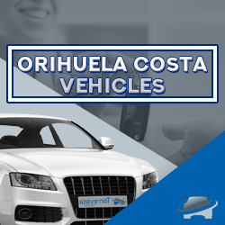 Orihuela Costa Vehicles